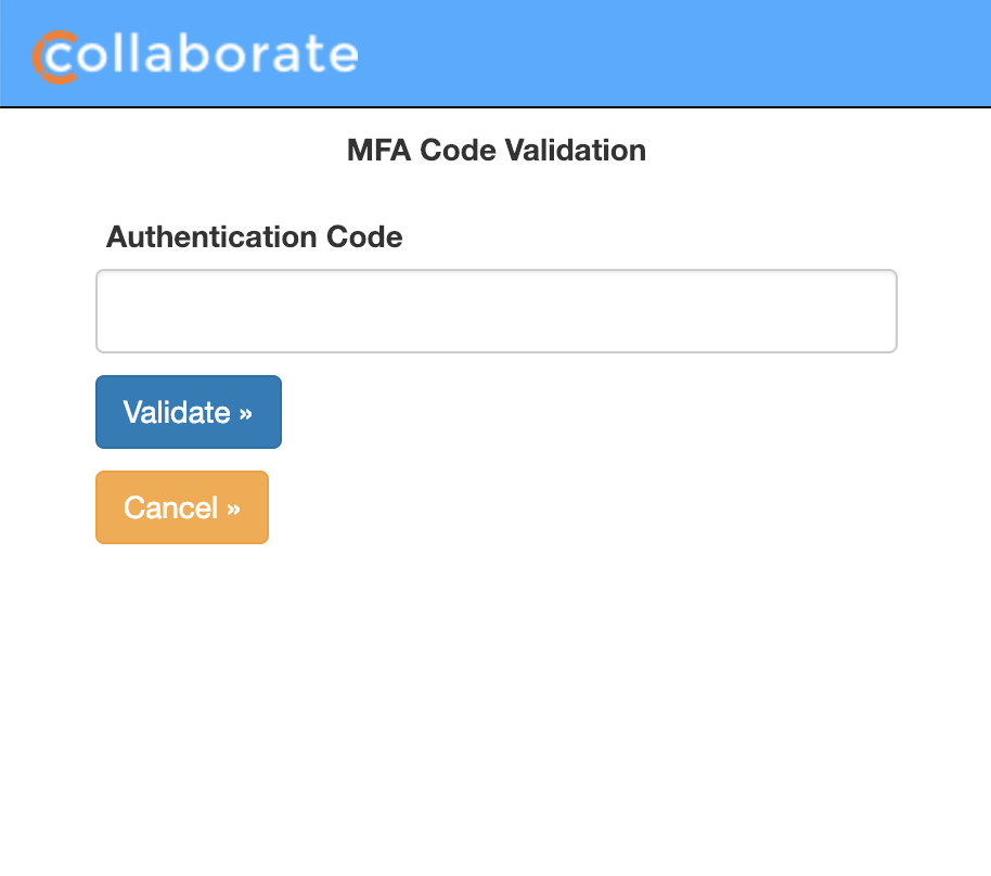 collaborate mfa